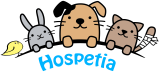 Hospetia Veteriner Kliniği Logo